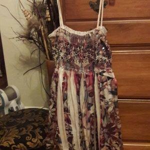 BEAUTIFUL SILKY DRESS